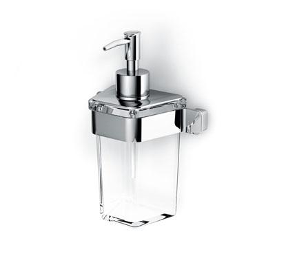 Green Gl01d Soap Dispenser